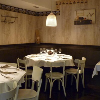 Foto del restaurante italiano al boccalino de Gijón