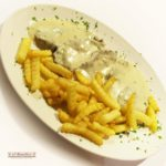 Scaloppine gorgonzola
